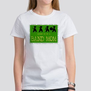 Proud to be a Band Mom Women's T-Shirt