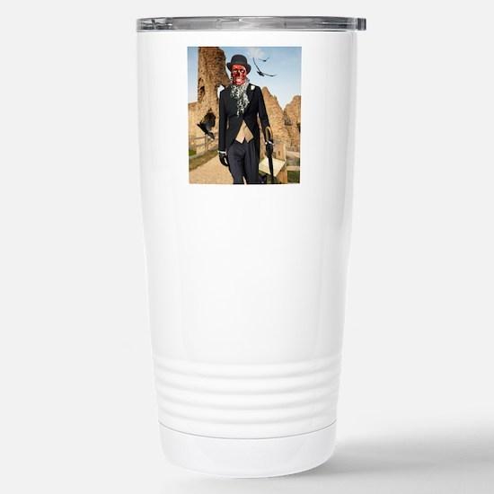 ZOMBIE Stainless Steel Travel Mug