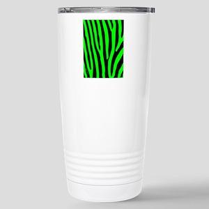 ipadsleevegrnzebra Stainless Steel Travel Mug