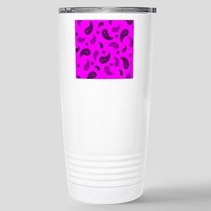 mousepadpinkpaisley Stainless Steel Travel Mug