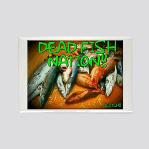 DEAD FISH NATION!! Magnets