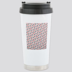 CardSuits7100 Stainless Steel Travel Mug