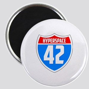 Hyperspace 42 Magnet