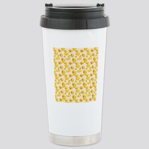 RubberDuck1 Stainless Steel Travel Mug