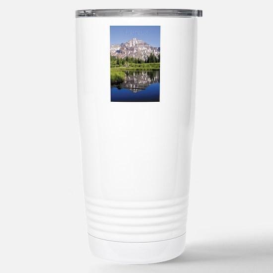 h1x Stainless Steel Travel Mug