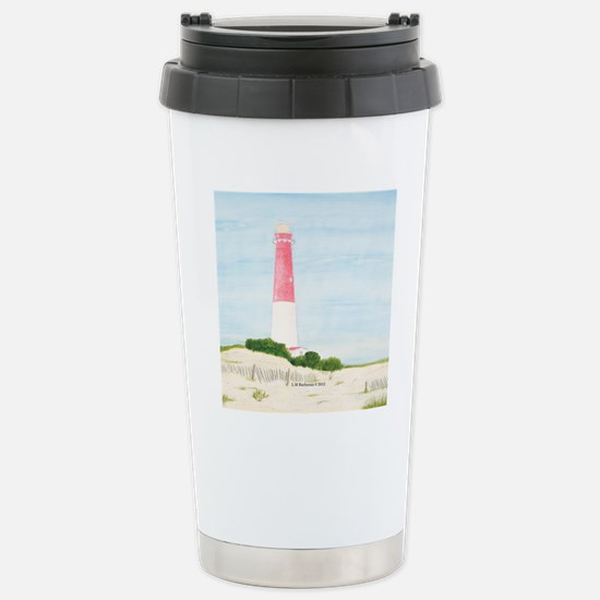 #8 square Stainless Steel Travel Mug