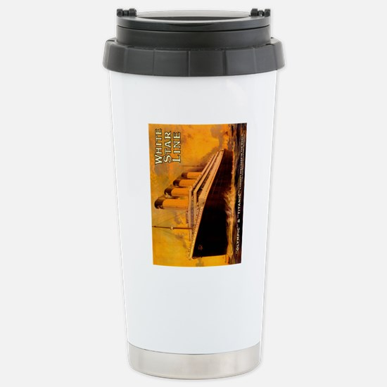 TgGoldipadsleeve Stainless Steel Travel Mug