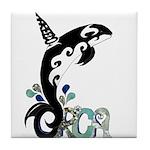 Orca Freedom Tile Coaster