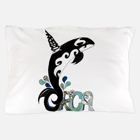 Orca Freedom Pillow Case