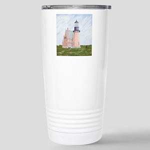 #50 square Stainless Steel Travel Mug