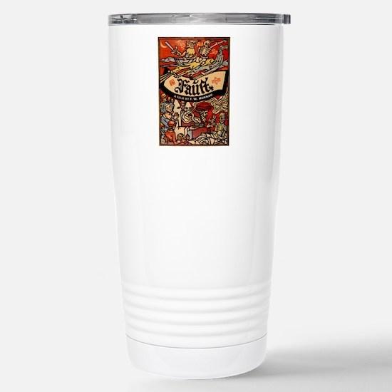 Faust_lg Stainless Steel Travel Mug