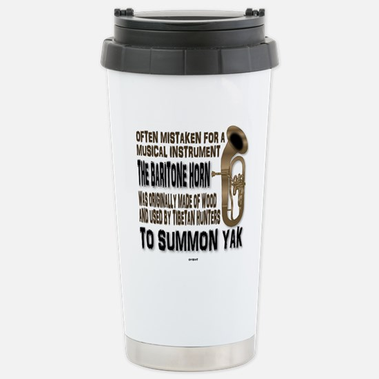 Summon Yak Stainless Steel Travel Mug