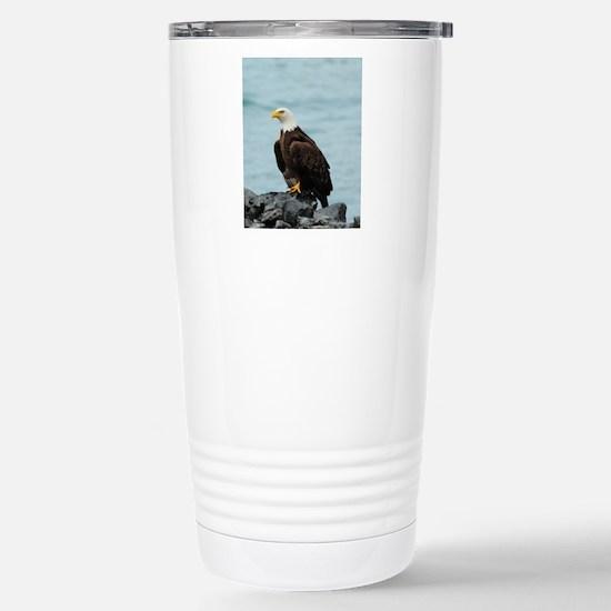 TabletSleeve_eagle_4 Stainless Steel Travel Mug