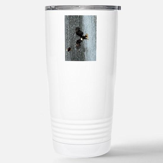 TabletSleeve_eagle_5 Stainless Steel Travel Mug