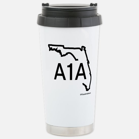 A1AMAP2.eps Stainless Steel Travel Mug