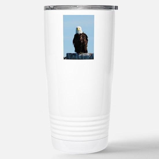 TabletSleeve_eagle_2 Stainless Steel Travel Mug