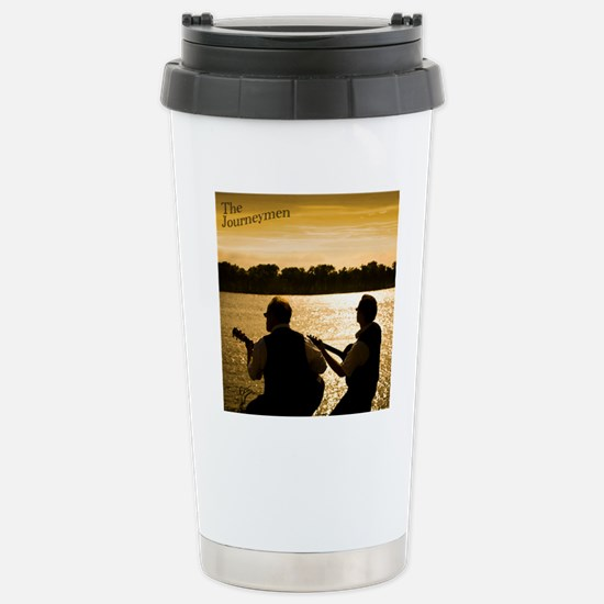 Journeymen Sunset Stainless Steel Travel Mug