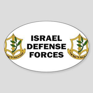 IDF-bumper Sticker
