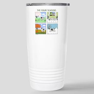 thefourseasonsZ Stainless Steel Travel Mug