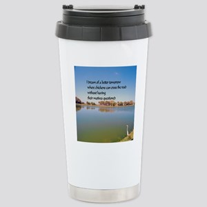 chickens71x72 Stainless Steel Travel Mug