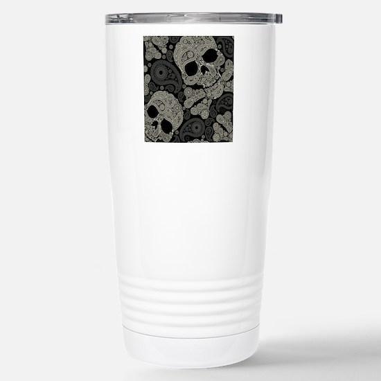 showercurtain64 Stainless Steel Travel Mug