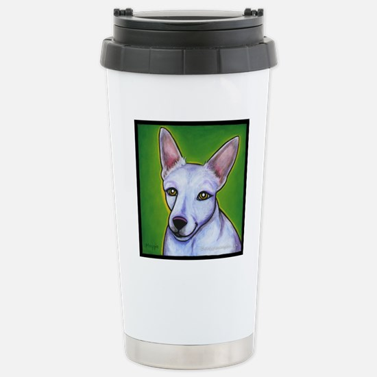 Jack Russell Terrier Ma Stainless Steel Travel Mug