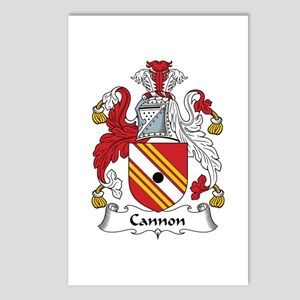 Cannon Postcards (Package of 8)