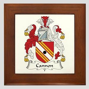 Cannon Framed Tile