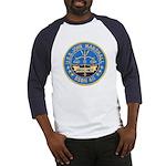 USS JOHN MARSHALL Baseball Jersey