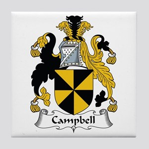 Campbell Tile Coaster