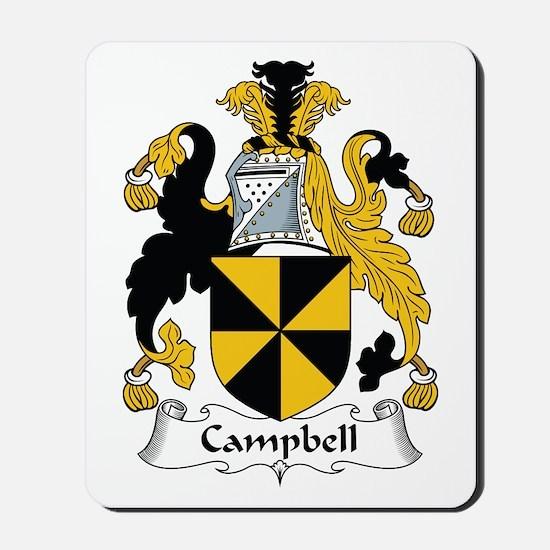 Campbell Mousepad