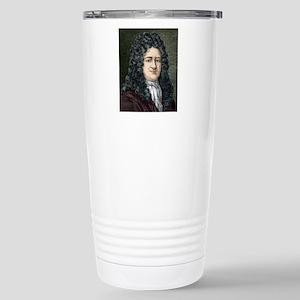 Gottfried Leibniz, Germ Stainless Steel Travel Mug