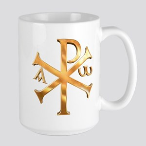 In hoc signo vinces Stainless Steel Travel Mugs