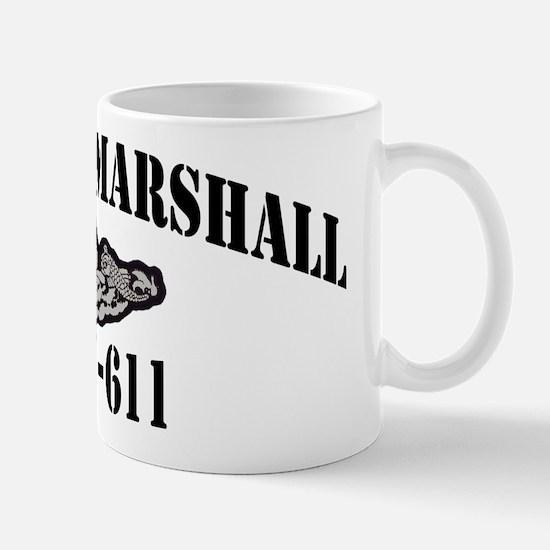 USS JOHN MARSHALL Mug