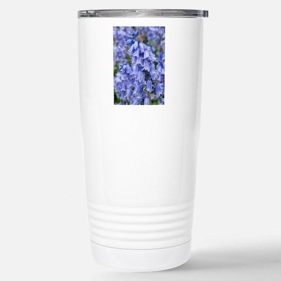 Bluebells (Hyacinthoide Stainless Steel Travel Mug