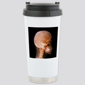 Tourette's treatment, X Stainless Steel Travel Mug