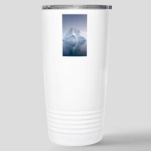Icebergs Stainless Steel Travel Mug
