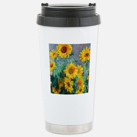 Jewelry Monet Sunf Stainless Steel Travel Mug