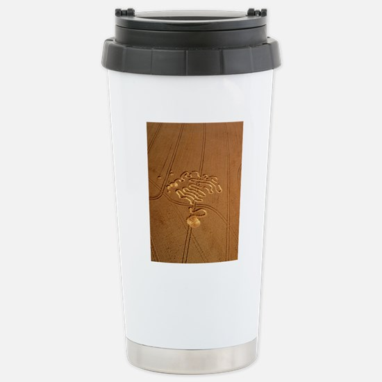 Crop formation, Hungerf Stainless Steel Travel Mug