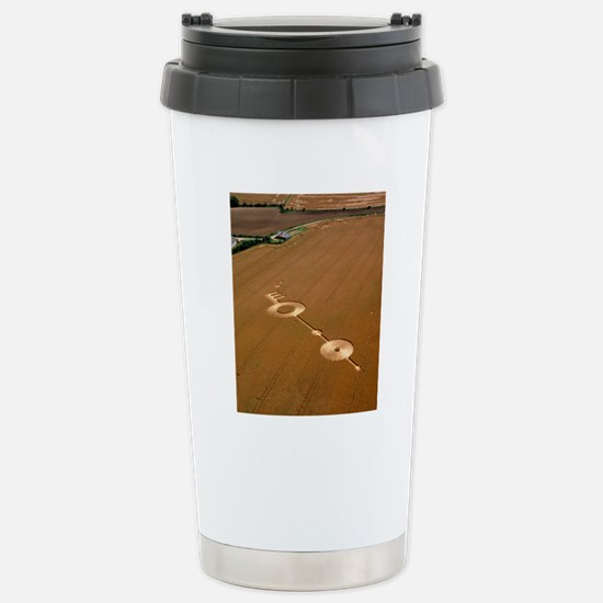 Crop formation, near Ea Stainless Steel Travel Mug