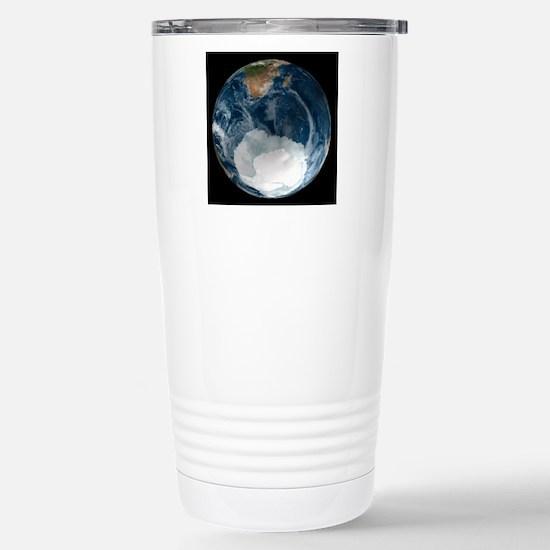 Antarctic ice sheet max Stainless Steel Travel Mug