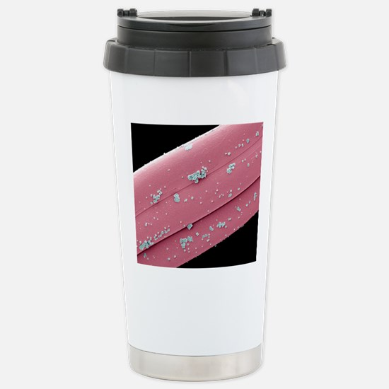 Antimicrobial wound dre Stainless Steel Travel Mug