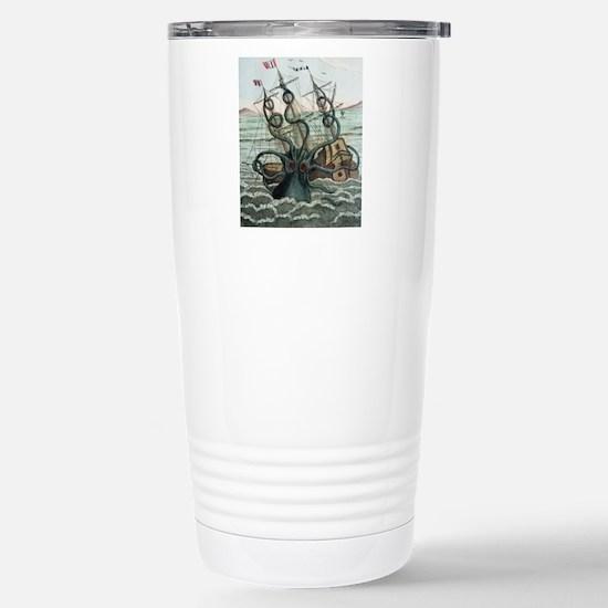 1815 Collosal Polypus o Stainless Steel Travel Mug
