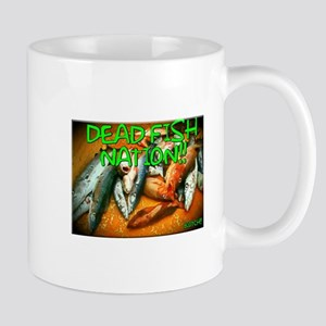 DEAD FISH NATION!! Mugs