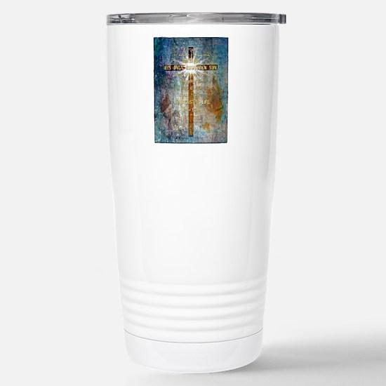 John 3:16 Stainless Steel Travel Mug