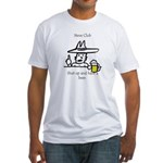 Steve Club Fitted T-Shirt