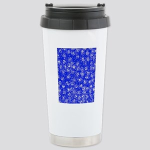 Rhonda Flip Flops Stainless Steel Travel Mug