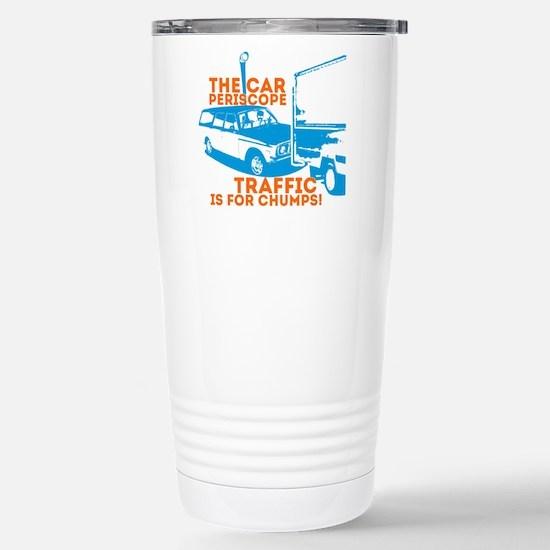 Car Periscope Shirt Stainless Steel Travel Mug