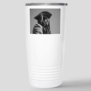 Captain Jack Sparrow Stainless Steel Travel Mug