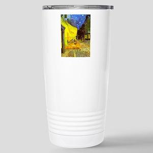 ttotncia_twin_duvet Stainless Steel Travel Mug